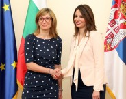 Bulgaria's support to Serbia in its European path