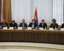 Working Group on Amendments to the Criminal Code meets
