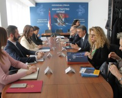 Intensive Anti-Corruption cooperation between Serbia and Italy