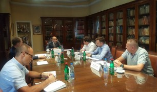 Permanent Working Group on the improvement of attorneys position held