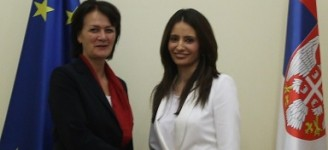 Eichhorst: Strong support from Brussels for Serbia's continuous EU-integration process