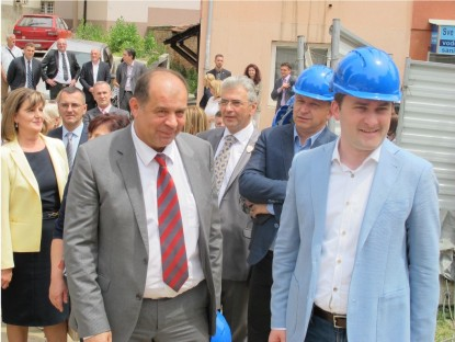 Building for the Commercial Court and the Misdemeanour Court in Uzice to be Completed in 13 Months