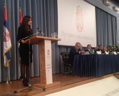 Minister Kuburovic: 900,000 of old enforcement cases to be finalised by the end of the year
